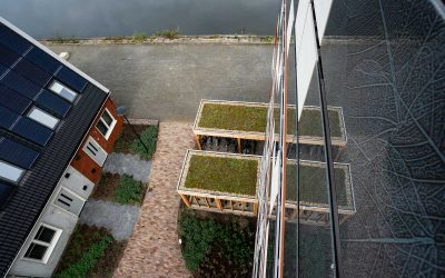 Solar Design in de Circulaire wijk De Loskade